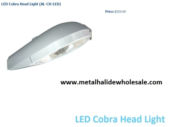 LED cobra head